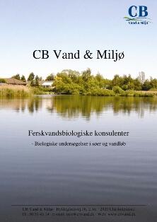 Informationskatalog - CB Vand & Miljø